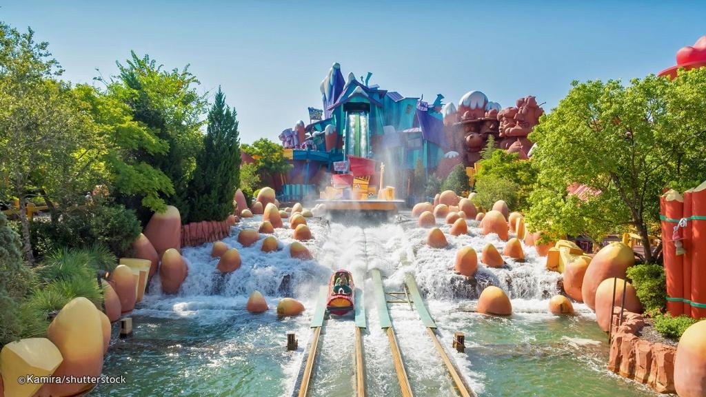 10 Best Theme Parks In Orlando - Orlando Theme Parks - Florida Parks Map