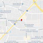 10635 Brighton Ln, Stafford, Tx, 77477   Warehouse Property For Sale   Stafford Texas Map