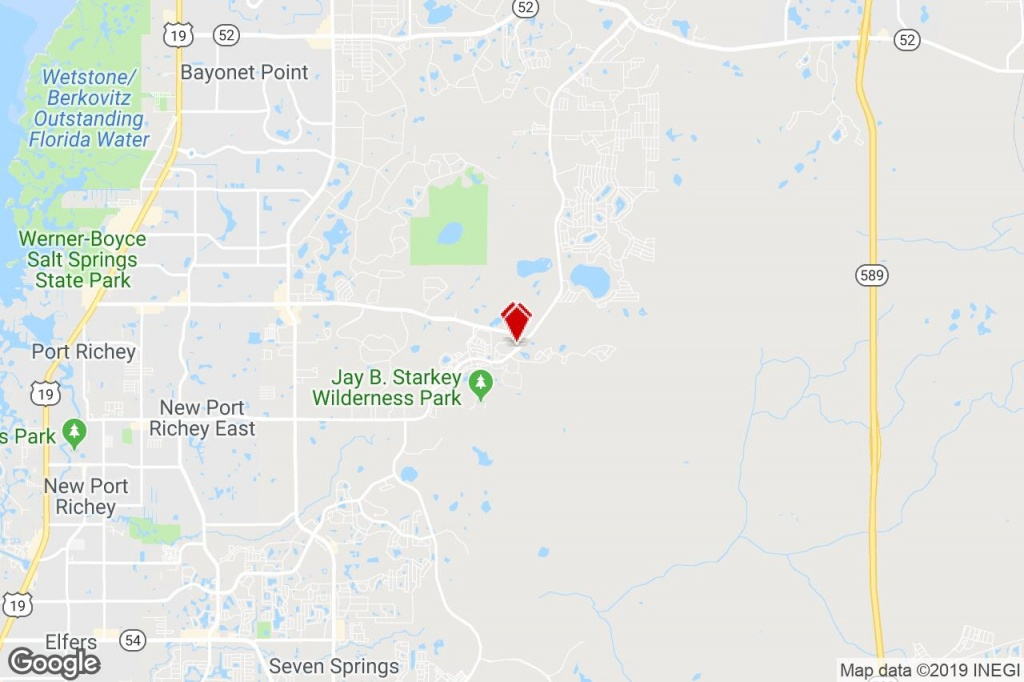 11400 Ridge Rd, New Port Richey, Fl, 34654 - Property For Lease On - Google Maps Port Richey Florida