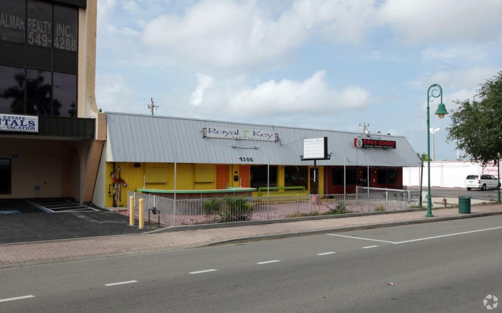 1306 Cape Coral Pky E, Cape Coral, Fl, 33904 - Restaurant Property - Street Map Of Cape Coral Florida