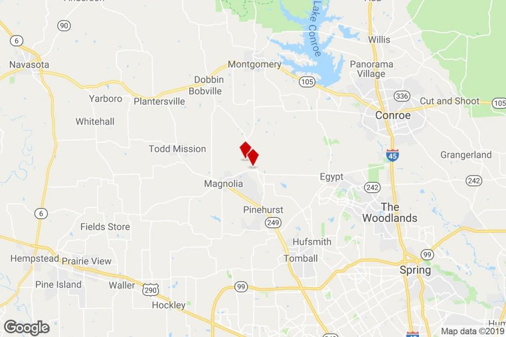 14706-14802 Fm-1488 Rd, Magnolia, Tx, 77354 - Portfolio For Sale On - Map Of Subdivisions In Magnolia Texas