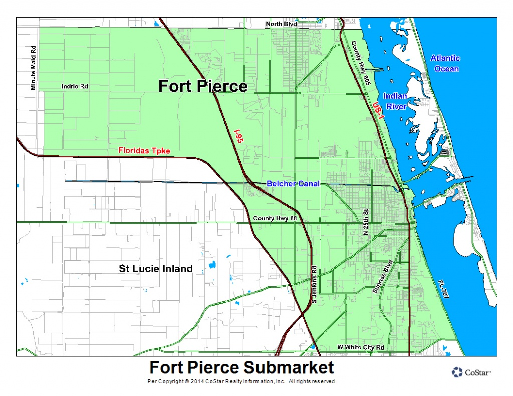 1803 S 25Th St, Fort Pierce, Fl, 34947 - Property For Sale On - Where Is Ft Pierce Florida On A Map