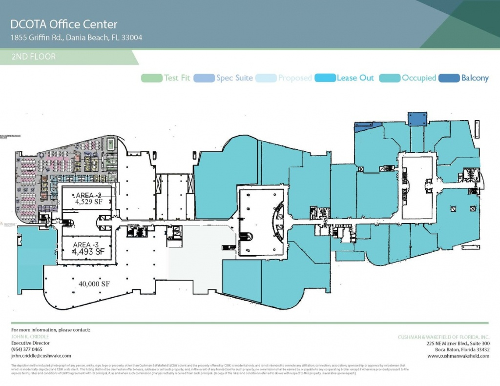1855 Griffin Rd, Dania Beach, Fl, 33004 - Property For Lease On - Dania Beach Florida Map