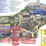 2013 Disneyland Adventure Park Map | Disney's California Adventure   Disneyland Map 2018 California
