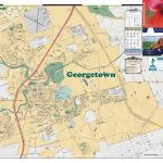 2018 Edition Map Of Georgetown, Tx Pages 1 – 2 – Text Version | Anyflip – Georgetown Texas Map