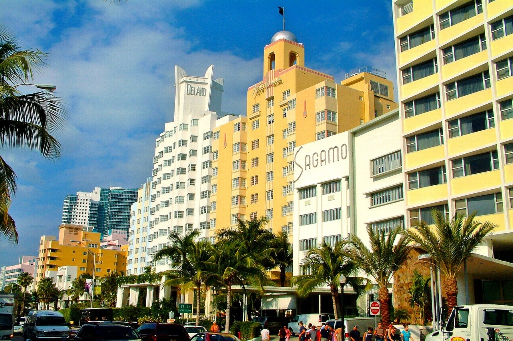 24 Miami Hotels With Shuttles To The Cruise Port | Cruzely - Miami Florida Cruise Port Map