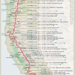 2600 Miles In 4 Minutes: A Time Lapse Video Of Andy Davidhazy's   Backpacking Maps California