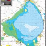 334 Lake Okeechobee - Kingfisher Maps, Inc. - Avenza Maps - Fishing Map Of Lake Okeechobee Florida