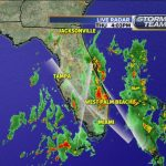 4 P.m. Thursday Weather Forecast For South Florida   Youtube   Weather Channel Florida Map
