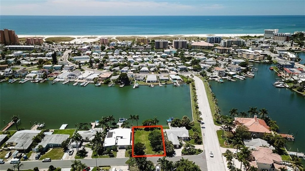 4Th Street E, Treasure Island, Fl 33706 | Mls# T3127319 | Purplebricks - Street Map Of Treasure Island Florida