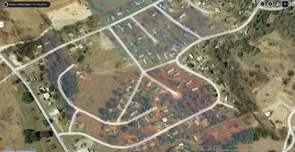 5/15/2013 – Dfw Area Tornado Outbreak (Granbury And Cleburne - Google Maps Granbury Texas