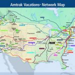 5 Iconic Train Journeys To Check Off Your Bucket List | Amtrak Vacations - Amtrak Route Map California