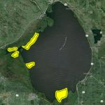 5 Key Areas On Okeechobee - Flw Fishing: Articles - Fishing Map Of Lake Okeechobee Florida