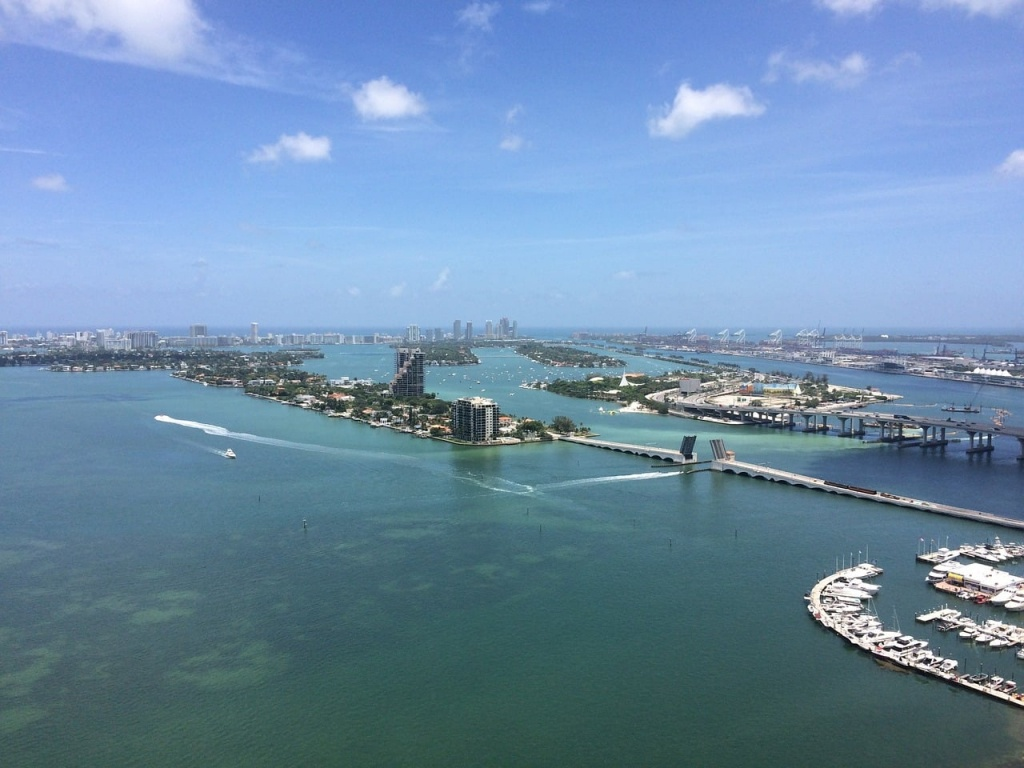 6 Easy Ways To Get From The Airport To The Miami Cruise Port - Map Of Miami Florida Cruise Ship Terminal