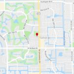7401 N University Dr, Tamarac, Fl, 33321   Medical Property For   Tamarac Florida Map