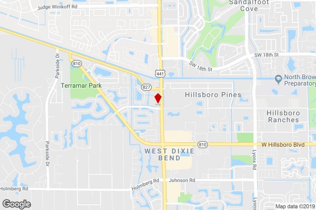 7501 N State Road 7, Parkland, Fl, 33073 - Property For Sale On - Parkland Florida Map