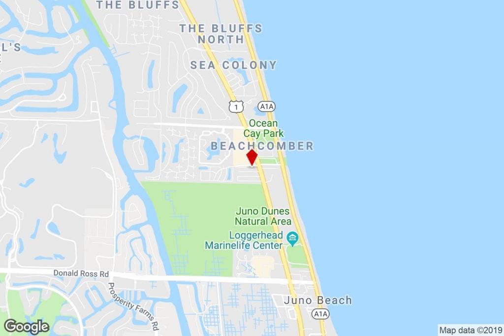 790 Juno Ocean Walk, Juno Beach, Fl, 33408 - Property For Sale On - Juno Beach Florida Map