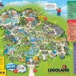 A Map Of Legoland California | Legoland California Resort; Carlsbad   Legoland Florida Map