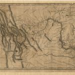 A Map Of Lewis And Clark's Track, Across The Western Portion Of   Lewis And Clark Expedition Map Printable