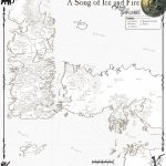 A Song Of Fire & Ice   The Fictional Continents Of Westeros & Essos   Printable Map Of Westeros