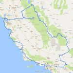 A Two Week California Road Trip Itinerary   Finding The Universe   Best California Road Map