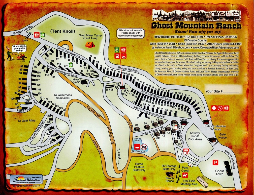 About | Ghost Mountain Ranch | South Lake Tahoe Rv Camping - California Rv Camping Map