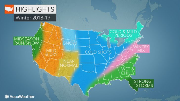 Weather Heat Map California