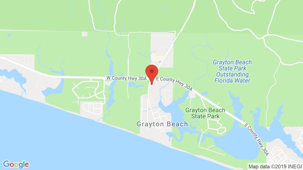 Aj's Grayton Beach - Shows, Tickets, Map, Directions - Grayton Beach Florida Map