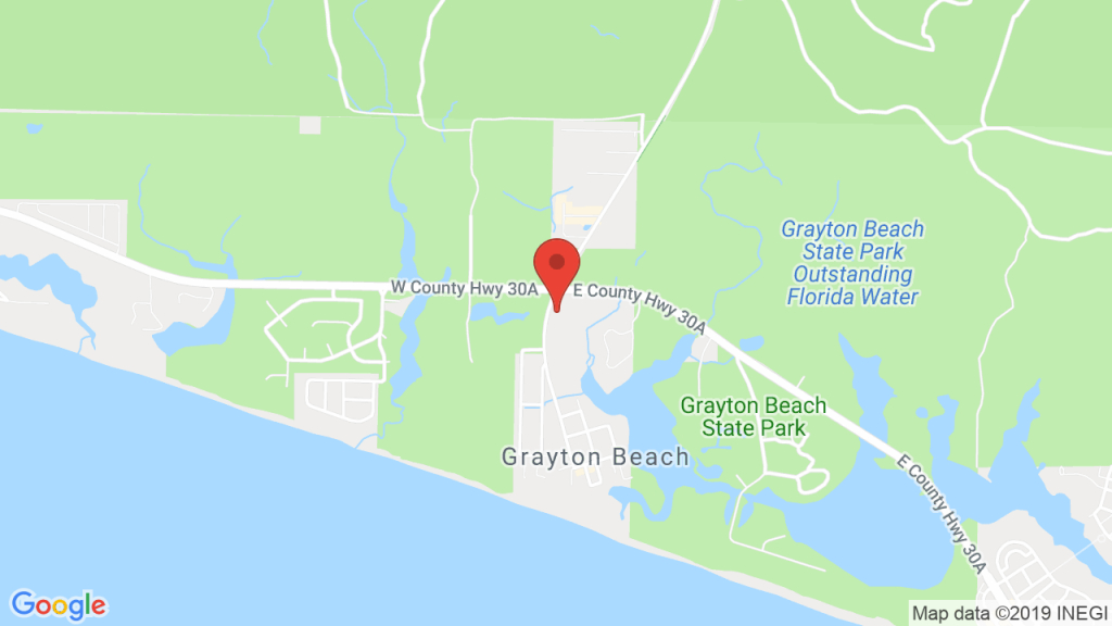 Aj's Grayton Beach - Shows, Tickets, Map, Directions - Where Is Seagrove Beach Florida On A Map