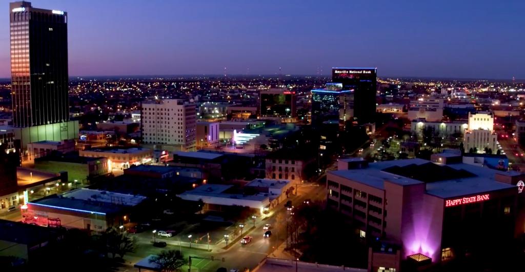Amarillo, Texas - Wikipedia - City Map Of Amarillo Texas