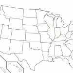 America State Map Quiz 50 States Inspiring World Us Lovely Blank For - Us State Map Quiz Printable