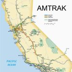 Amtrak Stations In California Map California Amtrak Route Map Www   Amtrak California Map