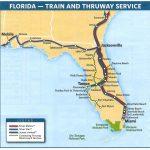 Amtrak System Map – Amtrak Florida Route Map