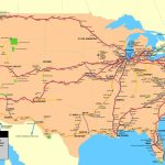 Amtrak Train Travel – How To Get Discount Tickets – Map Of Amtrak Stations In Texas