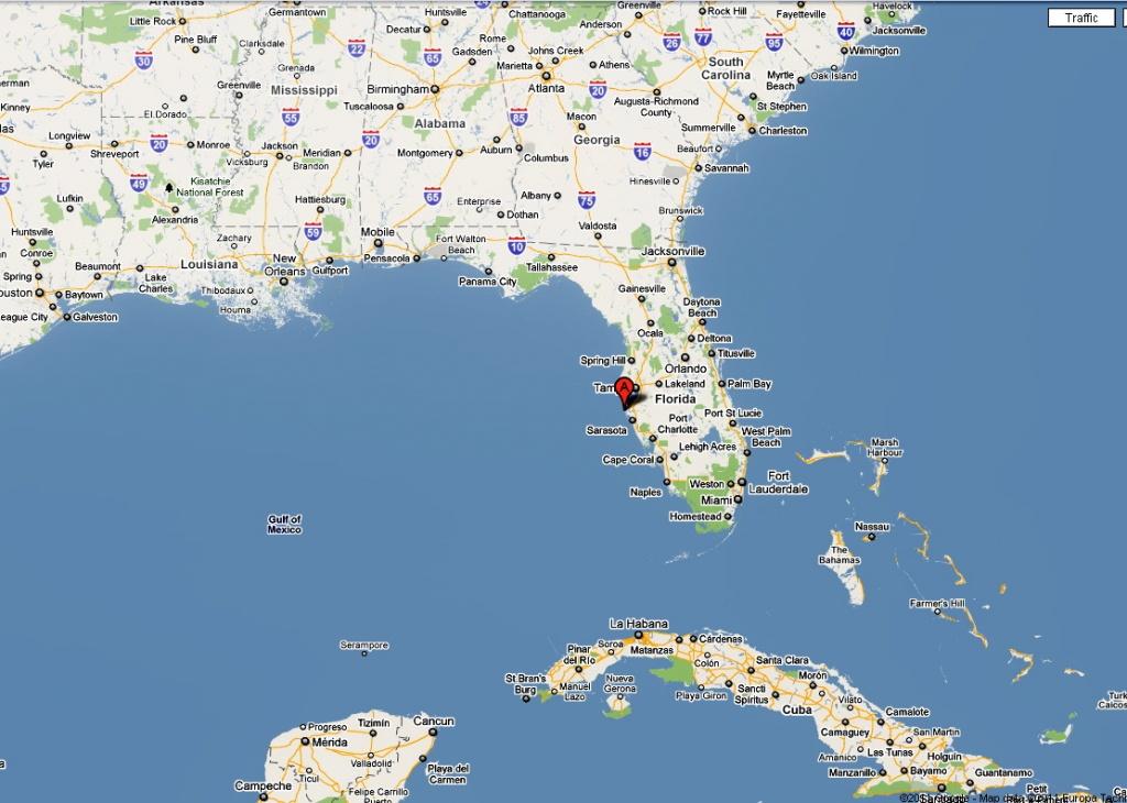 Anna Maria Island Maps - Annabelle Island Florida Map