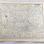 Antique Map Of Philadelphia. City Map. 1937 Historical Print | Etsy   Printable Map Of Historic Philadelphia