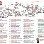 Apple Hill Lodgingnorth Canyon Inn   Apple Hill Printable Map