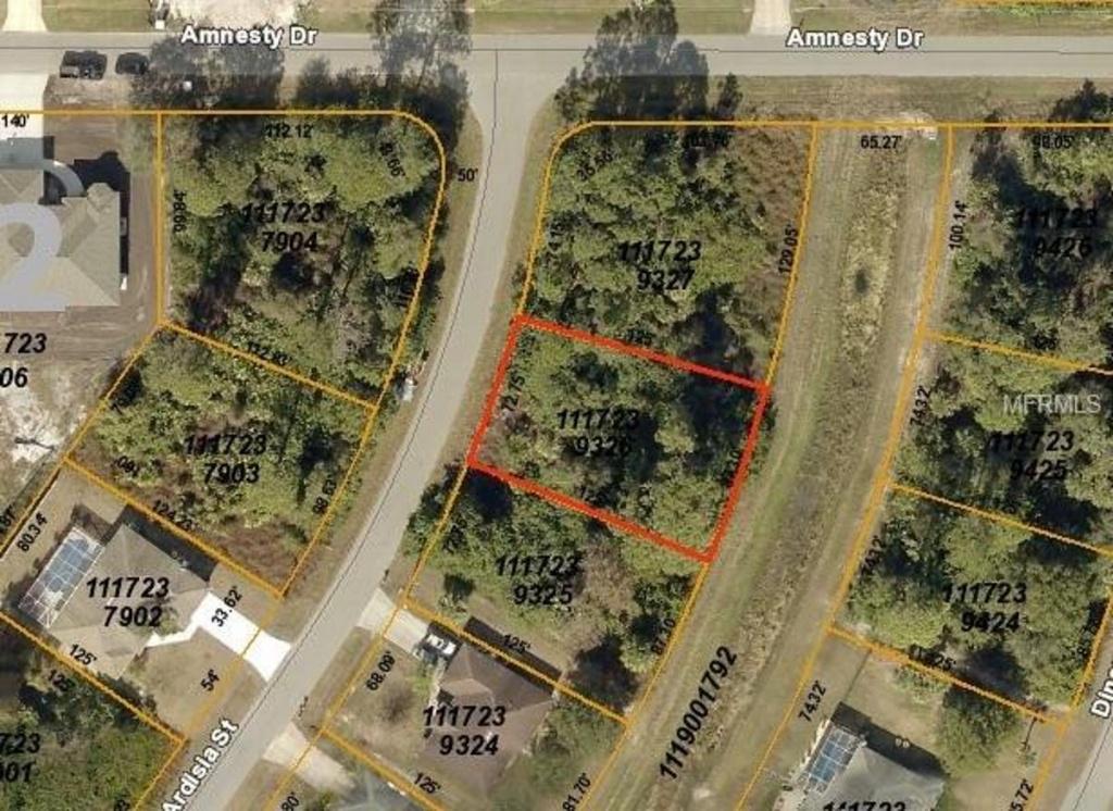 Ardisia Street, North Port, Fl 34288   Mls# C7410555   Purplebricks - North Port Florida Street Map