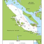 Area 14 (Comox, Parksville, Denman And Hornby Islands)   Bc Tidal   California Fishing Regulations Map