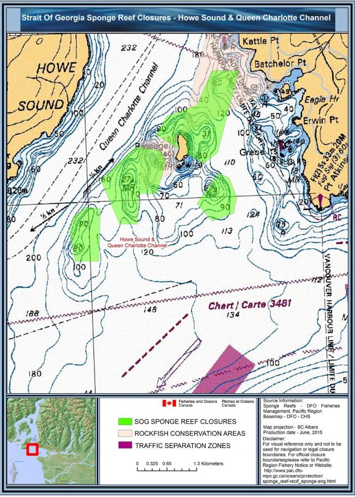 Area 29 (Lower Mainland, Sunshine Coast, Fraser River) - Bc Tidal - Southern California Ocean Fishing Maps