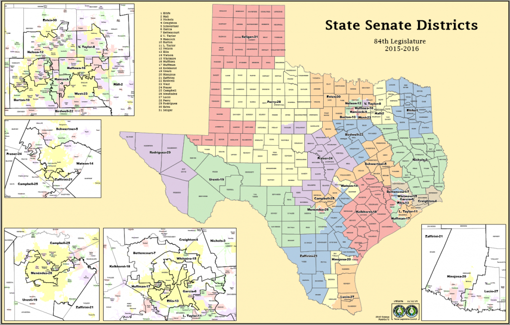 """Argument Preview: How To Measure """"one Person, One Vote"""" - Scotusblog - Texas Us Senate District Map"""