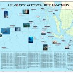 Artificial Reefs   Florida Reef Map