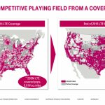 At Dt Capital Markets Day 2015, T Mobile Revealed The Projected 4G   T Mobile Coverage Map Texas