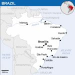 Atlas Of Brazil   Wikimedia Commons   Printable Map Of Brazil