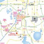 Attractions Map : Orlando Area Theme Park Map : Alcapones   Map Of Orlando Florida Area