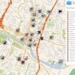 Austin Printable Tourist Map | Free Tourist Maps ✈ | Tourist Map   Printable Map Of Austin