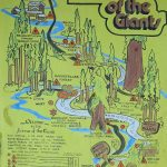 Avenue Of The Giants. Redwood National Forest In California   Roam - Avenue Of The Giants California Map