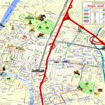Bangkok Maps   Top Tourist Attractions   Free, Printable City Street Map   Bangkok Tourist Map Printable