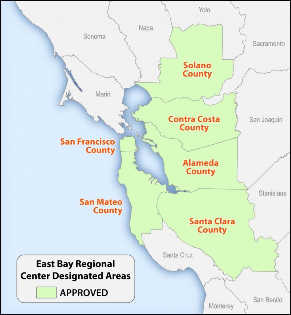 Bay Area Map California   : Bay Area Map - San Francisco Bay Area Map California