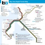 Bay Area Rapid Transit – Transit Maps & Posterscalurbanist   Printable Bart Map